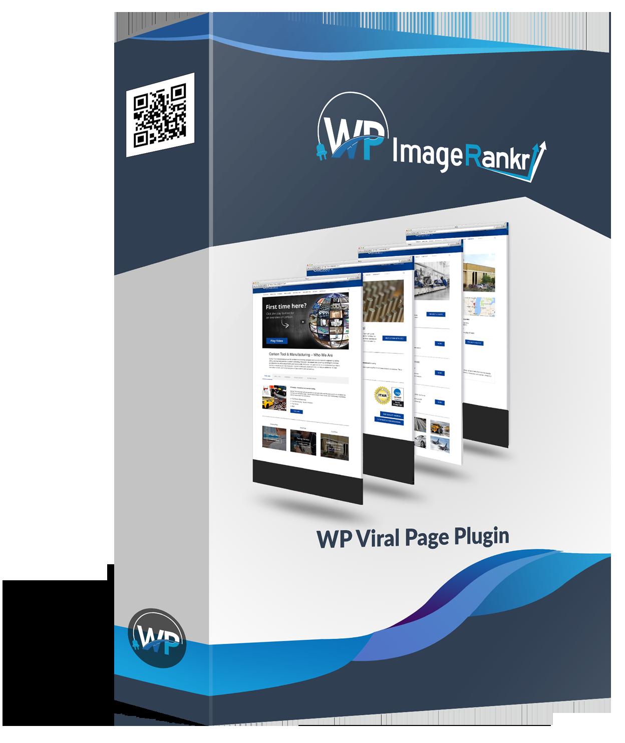 WP病毒页面插件
